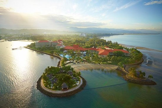 3-Night 5-star Tanjung Aru Beach...