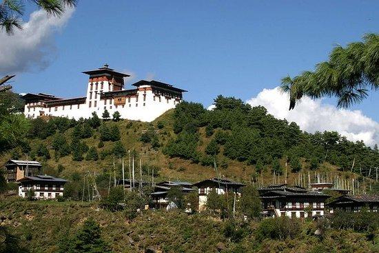 Tour di 8 notti in Bhutan con