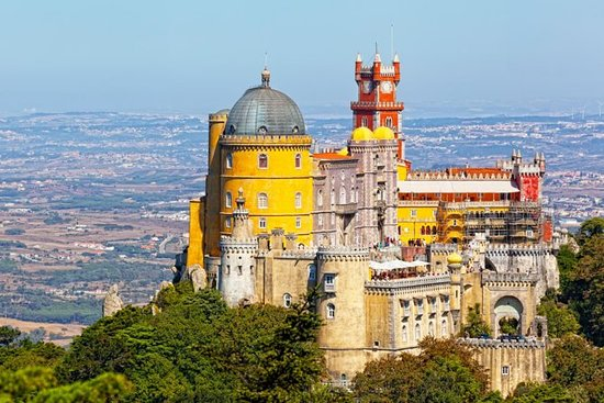 Pena Palace & Chalet of Edla...
