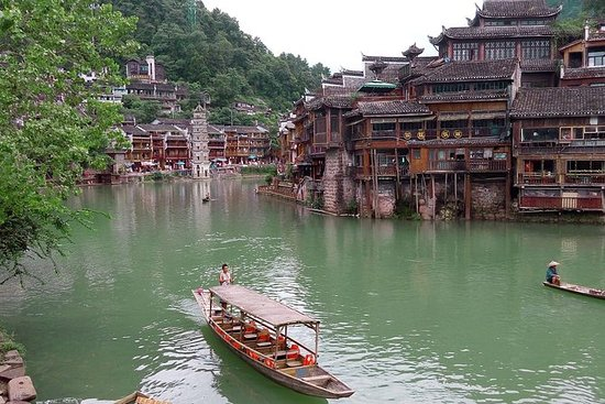 3-Tages-PRI Tour Fenghuang Altstadt...