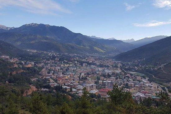 5 Dias de Visitação do Butão