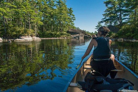 Taste of the Tobeatic Canoe Trip - 4...