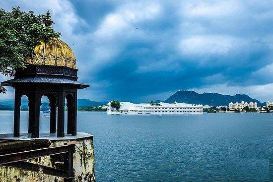 Tour du Rajasthan avec la ville...