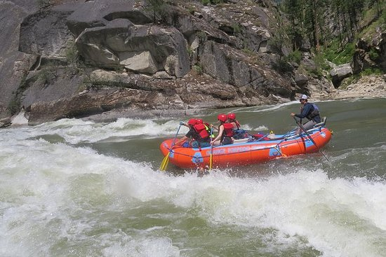 Grand Canyon of the Salmon River...