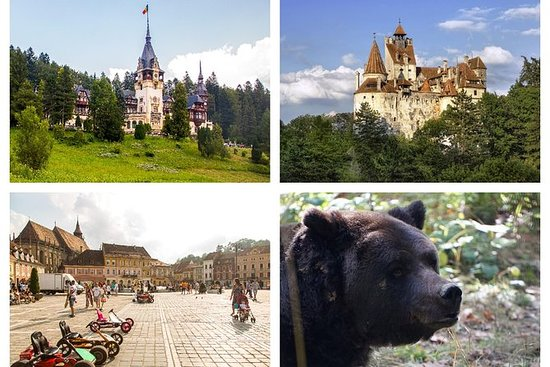 2 Days Tour in Transylvania from...