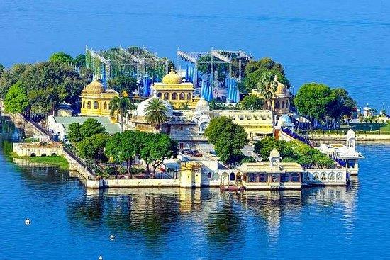 Luxus Delhi Agra Jaipur mit Udaipur...