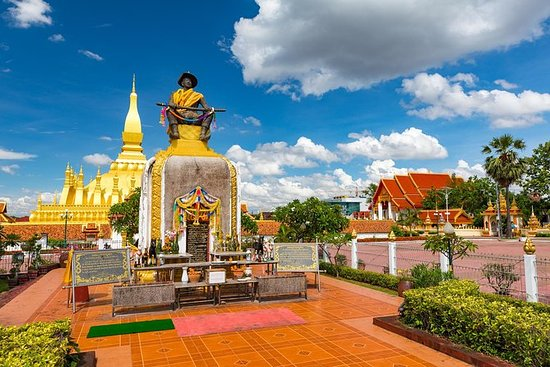 12 días Fascinante Laos Camboya