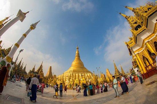 7 dias de interesse na Birmânia
