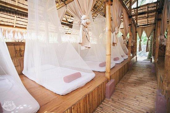 Bamboo Hut at Tadom Hill Resort