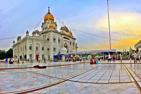 Sikh tour med Haridwar Rishikesh...
