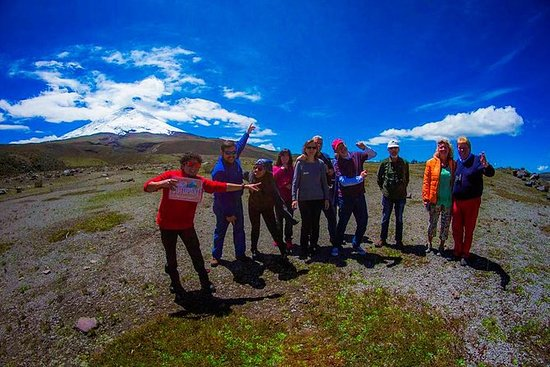 2-Day Cotopaxi and Quilotoa Shared...