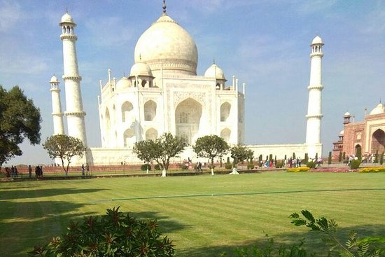 델리에서 6 일간 개인 골든 트라이앵글 투어 사진
