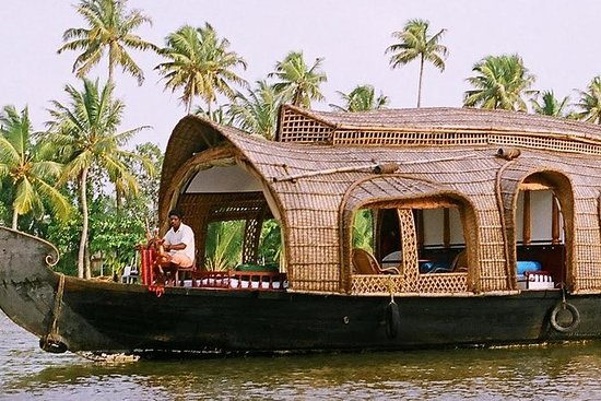 Private 2 Day Tour to Kerala from Hyderbad with Flight : Houseboat & Cochin Tour