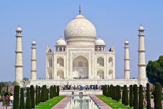 Visite privée de 2 nuits du Taj Mahal...