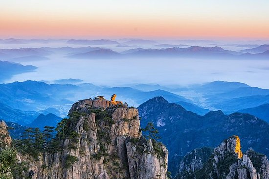 3-dagers tur: Klatre Yellow Mountain...