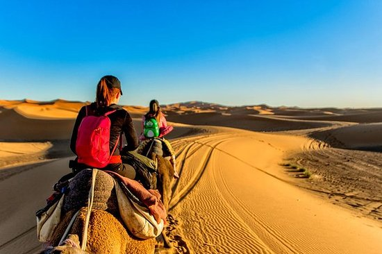 2 jours 1 nuit vers le désert de...