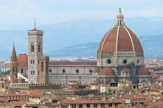 Duomo,Uffizi和Accademia Pass