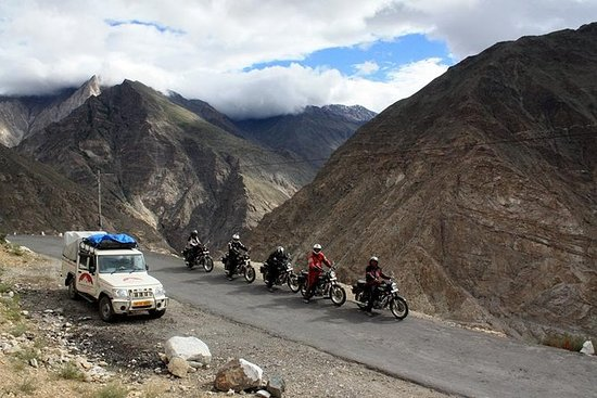 Trans Himalayan Expedition