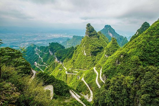 4-Day PRI Tour to Zhangjiajie and...