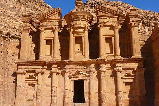 约旦之旅 - 佩特拉,安曼,马达巴,瓦迪拉姆...