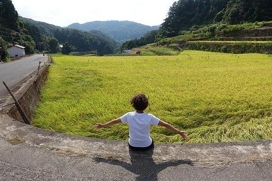 島根県:3日間の川の町と山のコミュニティトレイルツアー