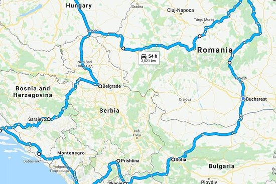 21days Explore the Balkans from...