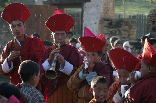 9 Noches 10 Días Jambay Lhakhang Drup