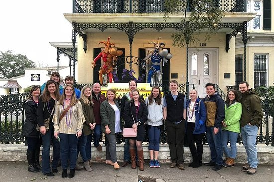 Floats and Food Tour - Bienville...