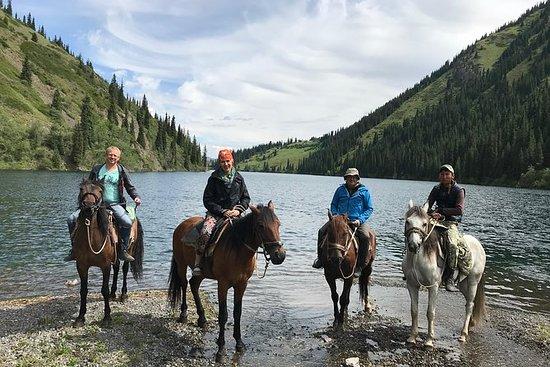 Private Tour to Kolsay, Kaindy lakes...