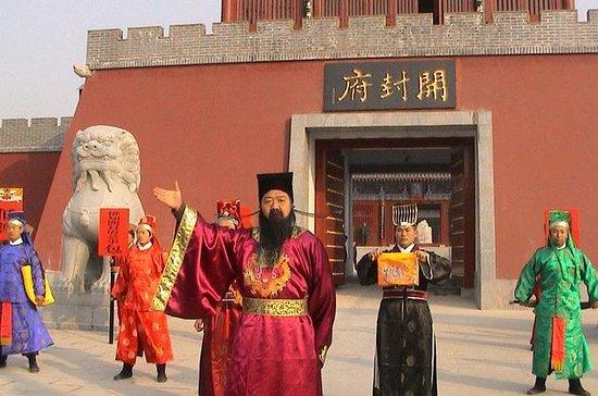 Tour indipendente a Kaifeng da