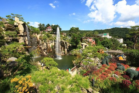 Pocheon Art Valley, Strawberry farm...