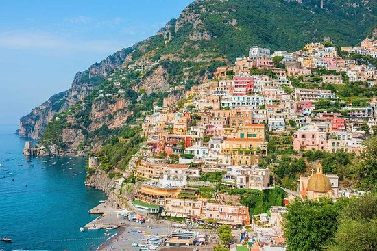 Sorrento Coast, Positano and Amalfi...