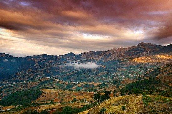 Caminhada às montanhas de Cuchumatanes