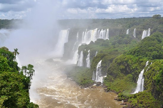 Côté brésilien d'Iguassu - Visite...