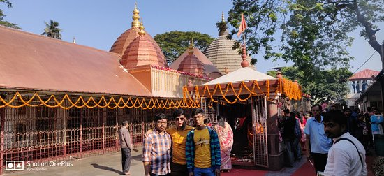 Brothers in Kamakhya devalaya