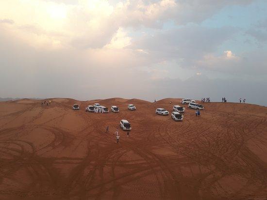 Dubai, Arabiemiirikunnat: Desert Safari