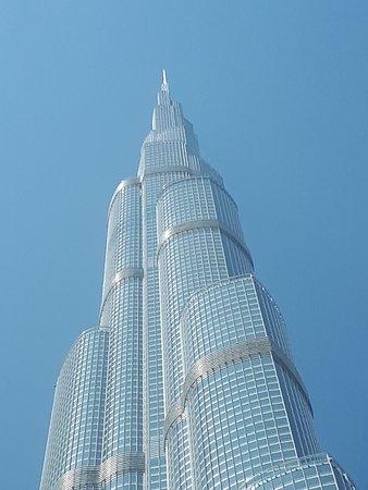 Dubai, Arabiemiirikunnat: Burj Khalifa