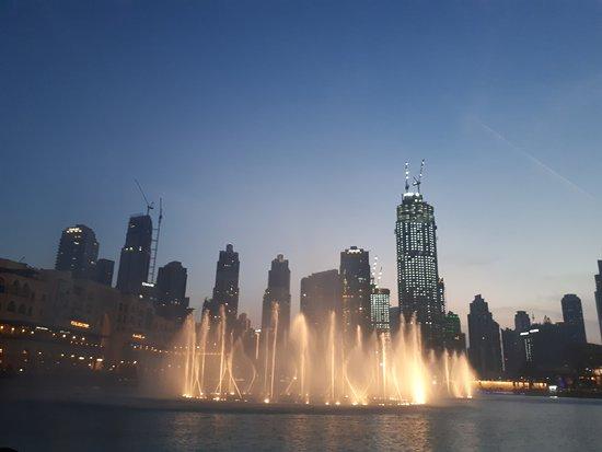 Dancing Fountains, Dubai
