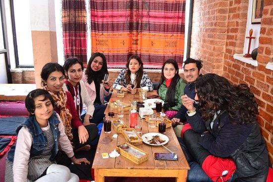 Kirtipur, Nepal: Celebrations