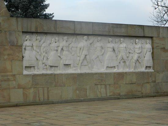 Liberators of Belgrade Memorial