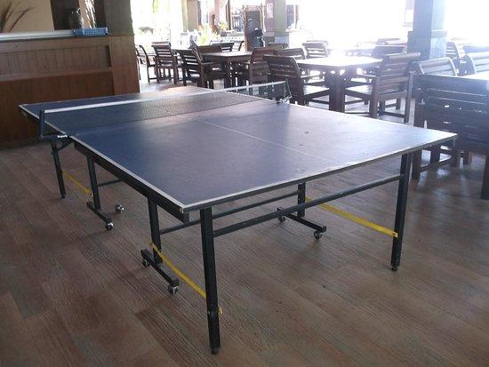 8 mars 2018 / Espace ping-pong