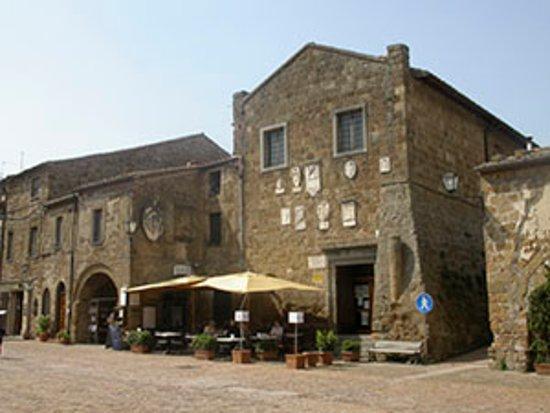 Sovana, Itália: הארמון
