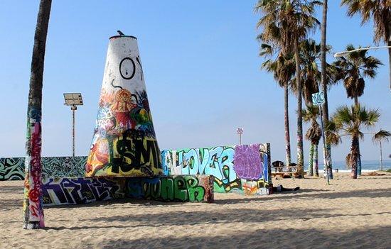 Venice art walls