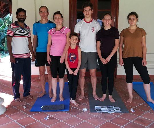 Muvattupuzha, Ινδία: After Yoga Section