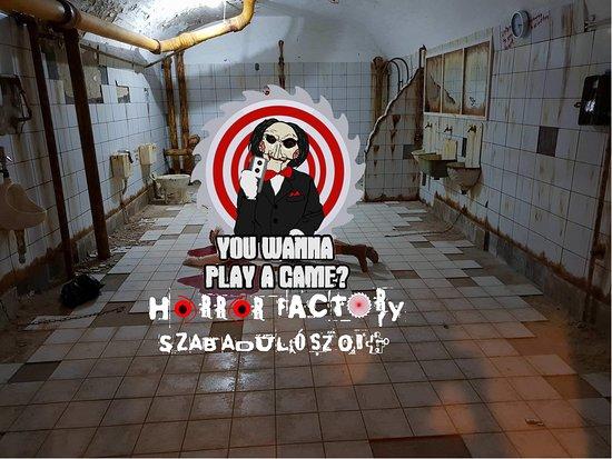 HorrorFactory Szabaduloszoba