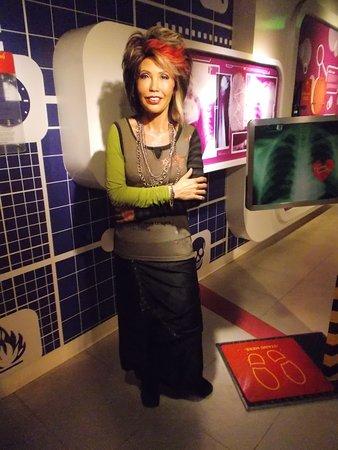 Bangkok, Tailandia: Madame  Tussauds  Bankok