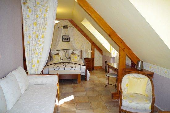 La Lauzeraie: suite Puy Gros