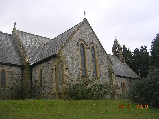Church of St. Mair (Y Felinheli)