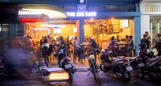The Big Easy Phnom Penh