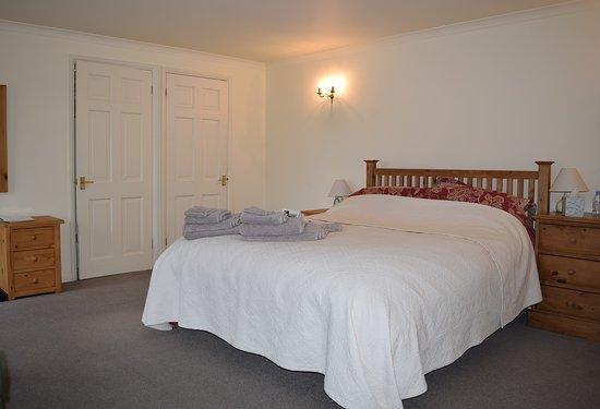 Newnham, UK: Middle stable en -suite room
